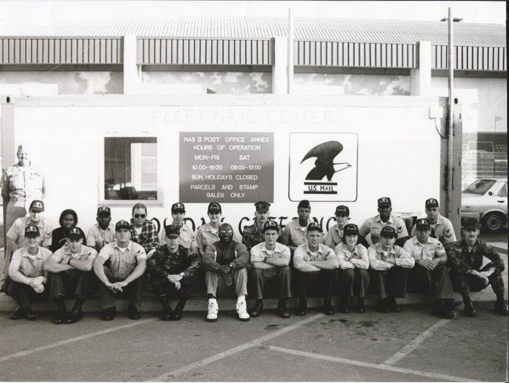 FMC Sigonella 1994
