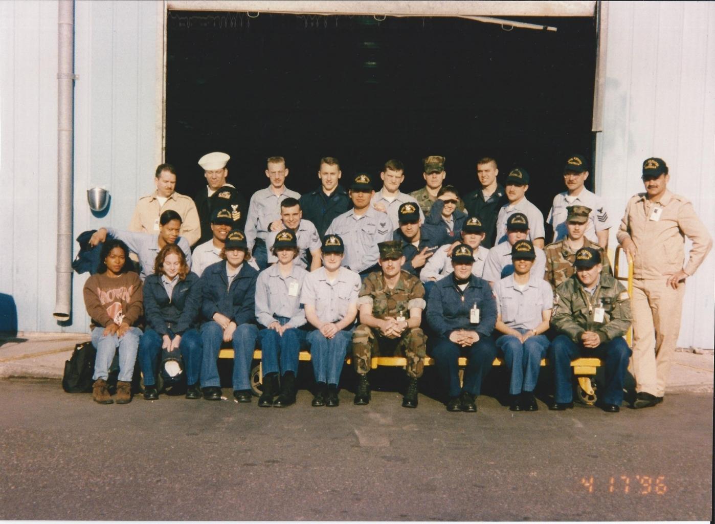 FMC Sigonella 1996